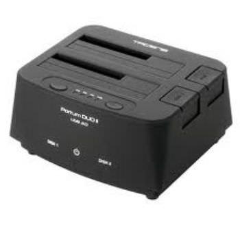 PORTUMDUO2 - BASE CONEXION HD 2,5'-3,5' TACENS USB 3.0