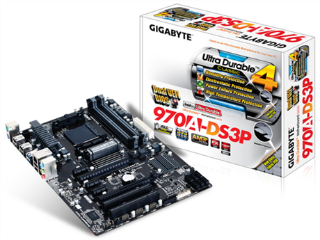 Socket AM3 GIGABYTE