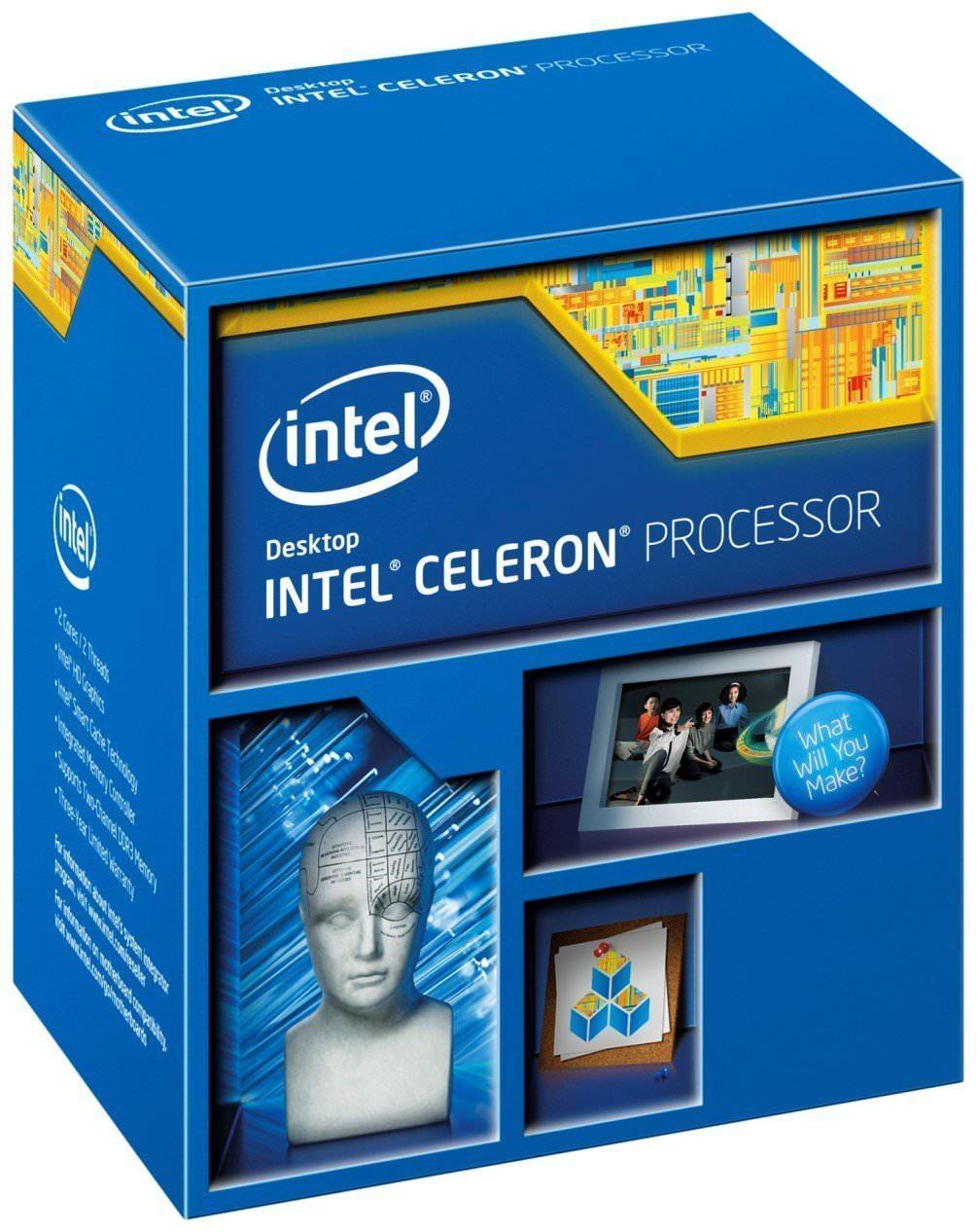 BX80646G1840 - MICRO INTEL 1150 CELERON G1840 2.8 GHZ 2MB