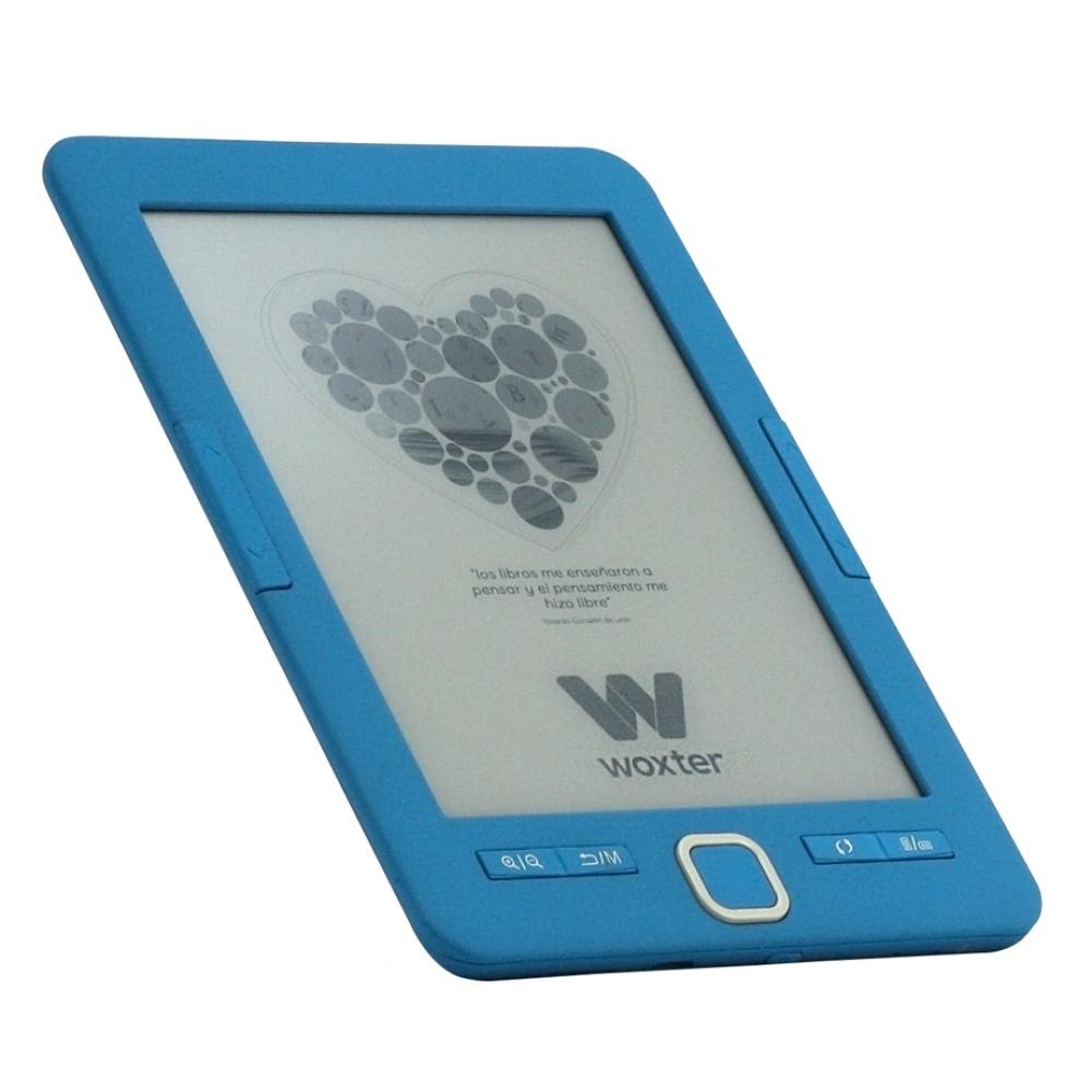 EB26-043 - E-BOOK WOXTER SCRIBA 195 6' 4GB E-INK AZUL