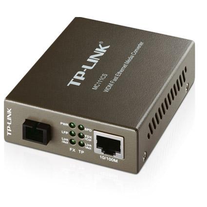 MC111CS - CONVERTIDOR DE MEDIOS TP-LINK