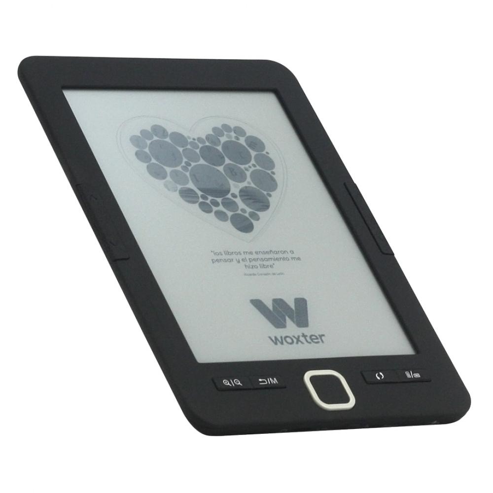 EB26-042 - E-BOOK WOXTER SCRIBA 195 6' 4GB E-INK NEGRO
