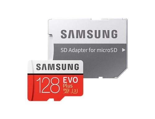 Tarjetas MicroSD SAMSUNG