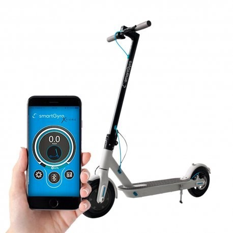 Movilidad Urbana SmartGyro