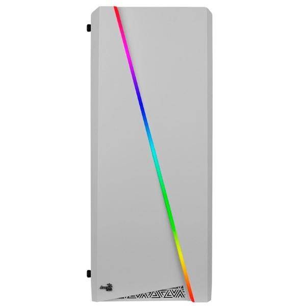 CYLONW - CAJA ATX AEROCOOL CYLON BLANCA RGB USB3.0
