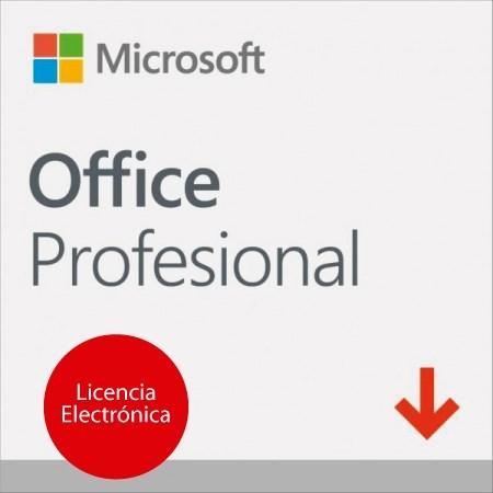 269-17068 - MICROSOFT OFFICE 2019 PRO 1 PC ESD LIC ELE WIN10