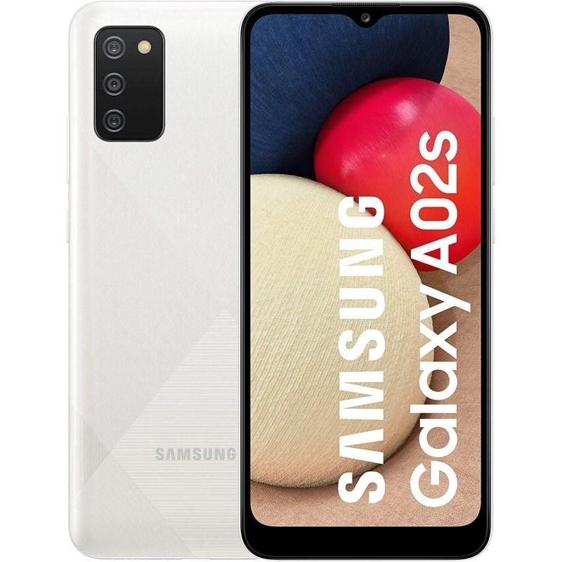 SM-A025GZWEEUB - TELEFONO MOVIL SAMSUNG GALAXY A02S BLANCO 6.5'-OC1.8-3GB-32GB