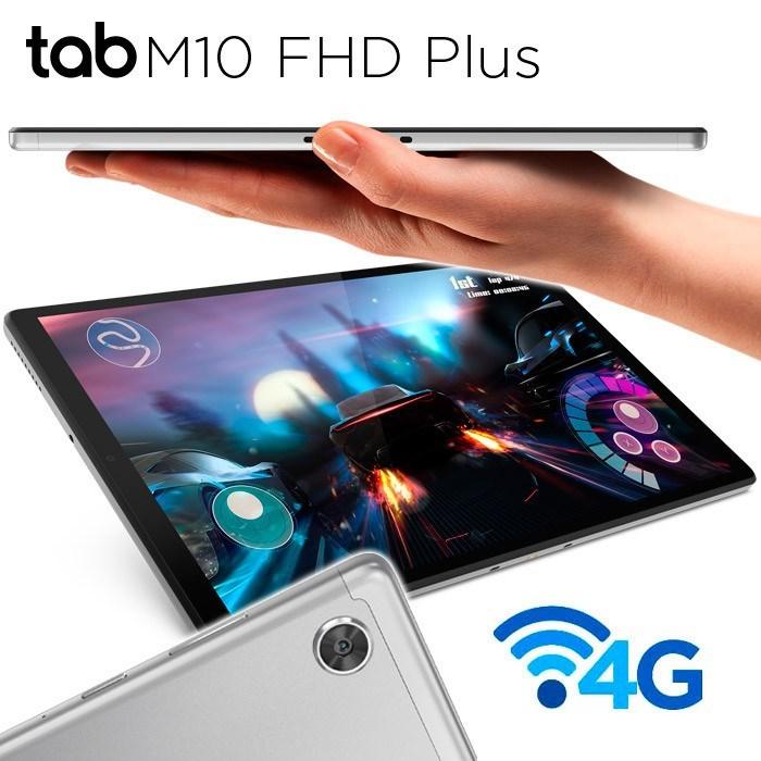 ZA5V0233SE - TABLET LENOVO TAB M10 FHD 4G 10.3'-OC2.3-4GB-64GB