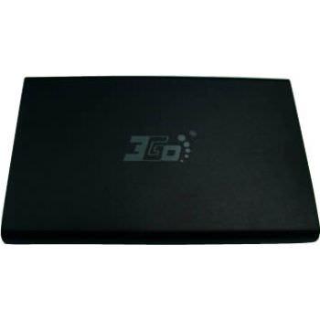 "CAJA EXTERNA HDD 2.5"" SATA-USB 3GO NEGRA"