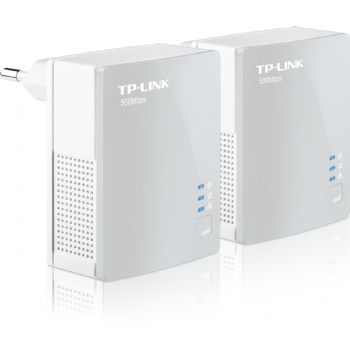 ADAPTADOR RED TP-LINK KIT 2X PLC 500MBPS