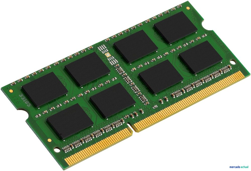 MEMORIA KINGSTON SODIMM DDR3L 4GB 1600MHZ CL11