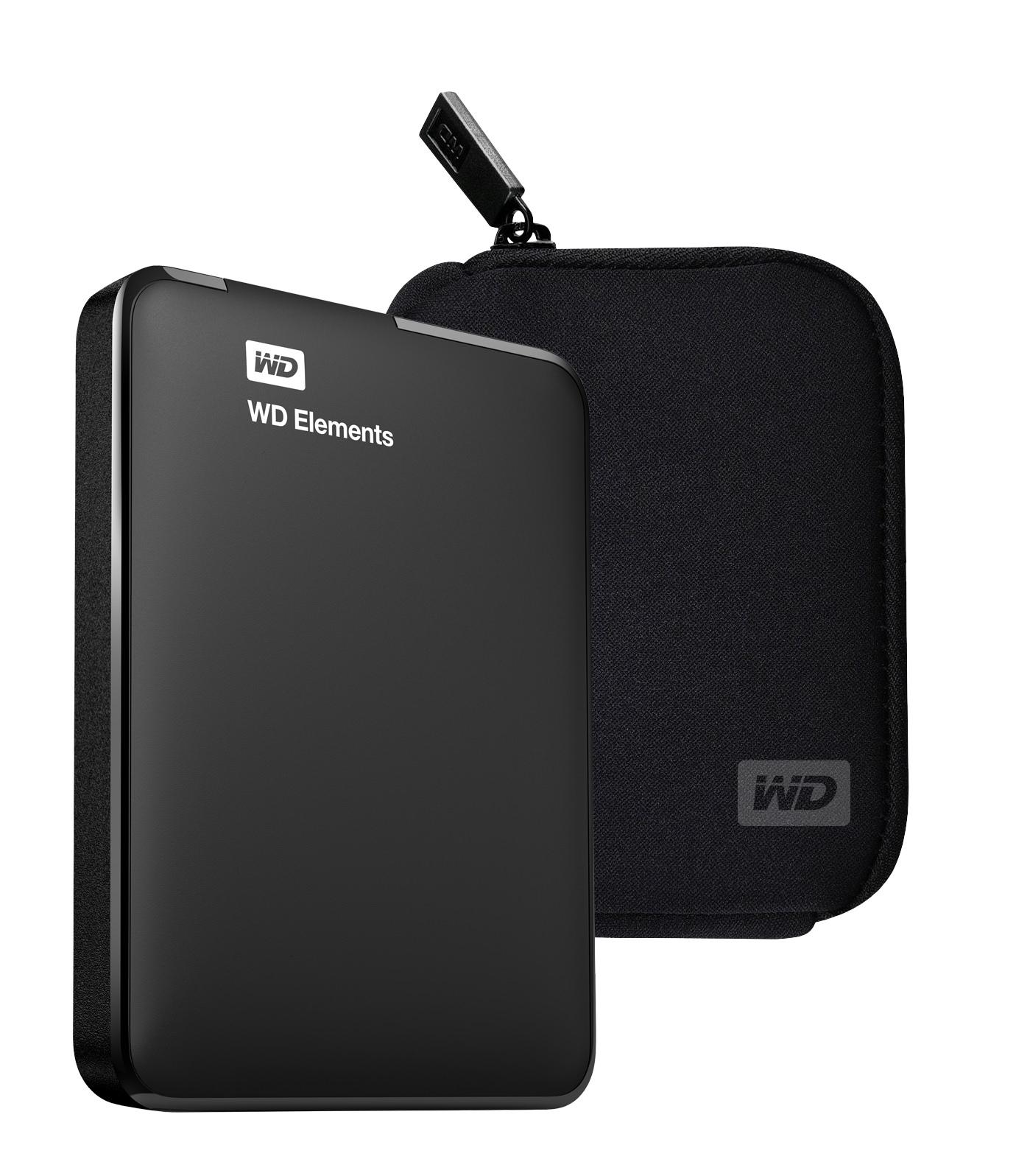 WDBU6Y0015BBK-EESN - DISCO DURO EXTERNO 2.5' 1.5TB WESTERN DIGITAL ELEM