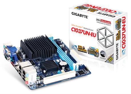 Mini-ITX GIGABYTE
