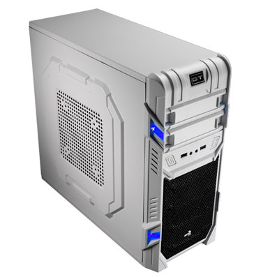 CAJA ATX AEROCOOL GT-ADVANCE WHITE EDITION USB 3.0