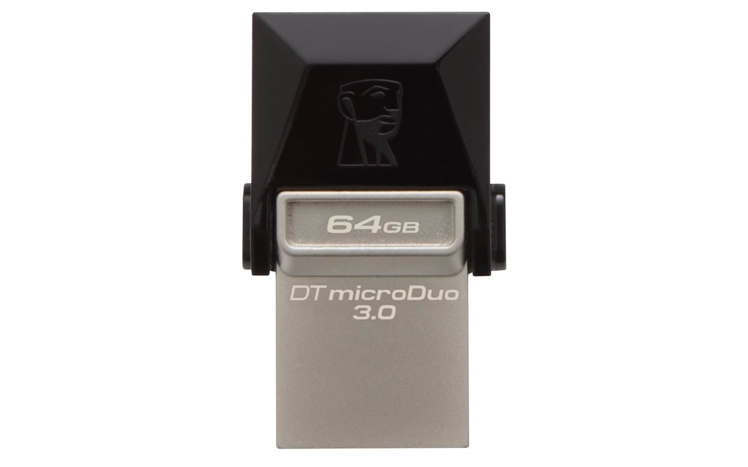 PEN DRIVE 64GB KINGSTON 3.0+MICROUSB