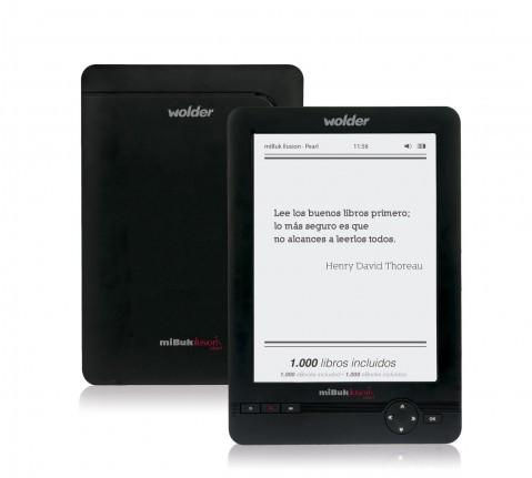 Ebooks WOLDER