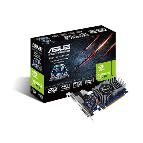 SVGA GEFORCE ASUS GT730 2GD5 BRK -HDMI-DVI-VGA-LP