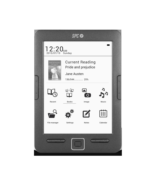 5608N - E-BOOK SPC DICKENS EREADER 6' 8GB