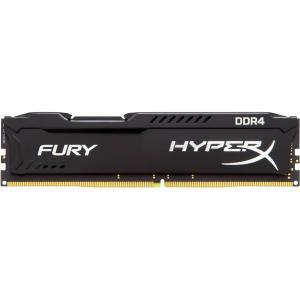 MEMORIA KINGSTON DDR4 8GB 2400MHZ HYPERX BLACK
