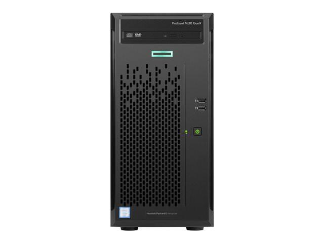 838123-425 - SERVIDOR HP ML10V5 E3-1225V5-8G-1T+1T-DVD-RW