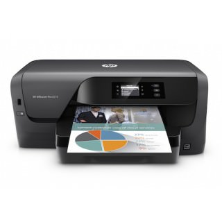 IMPRESORA HP OFFICEJET PRO 8210 USB-RED