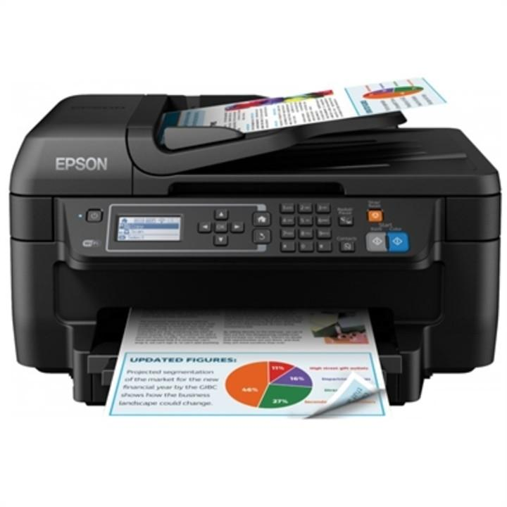MULTIFUNCION EPSON WORKFORCE WF-2750DWF WIFI FAX
