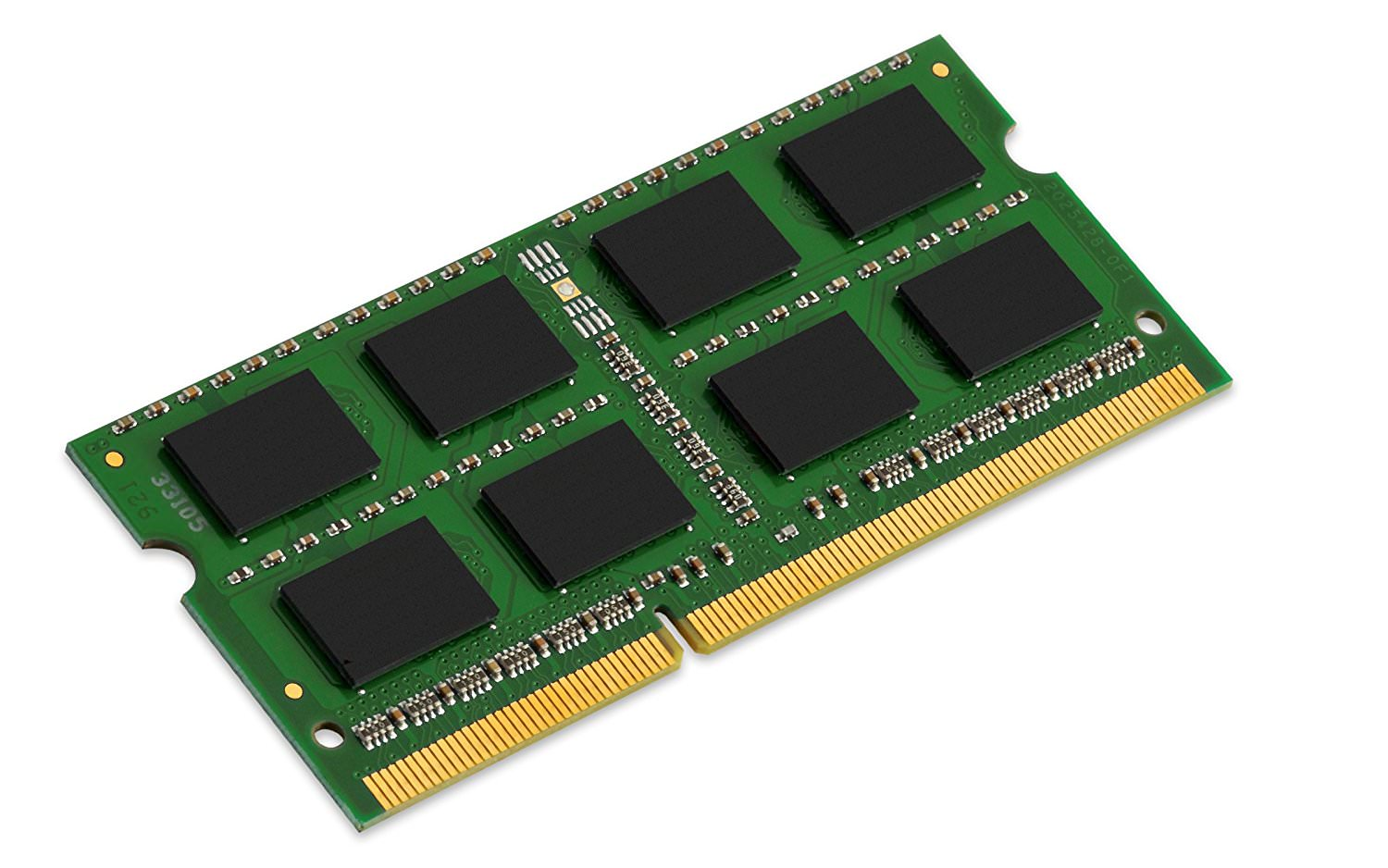 MEMORIA KINGSTON SODIMM DDR3 4GB 1333MHZ