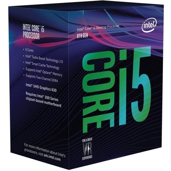 MICRO INTEL 1151 CORE I5-8400 2.8GHZ 9MB 14NM