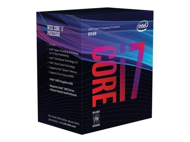 MICRO INTEL 1151 CORE I7-8700 3.2GHZ 12MB 14NM