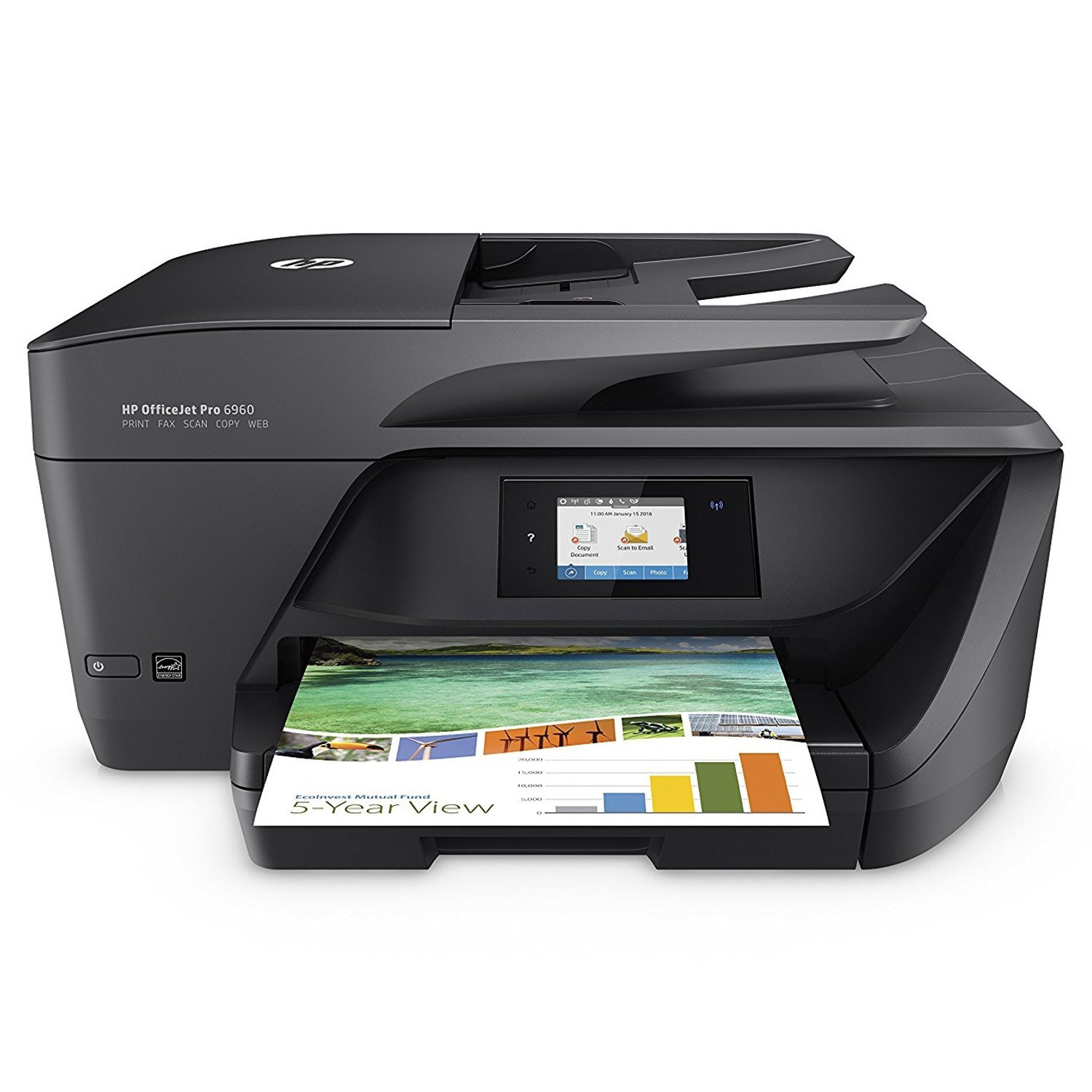 MULTIFUNCION HP OFFICEJET PRO 6960 COLOR V2