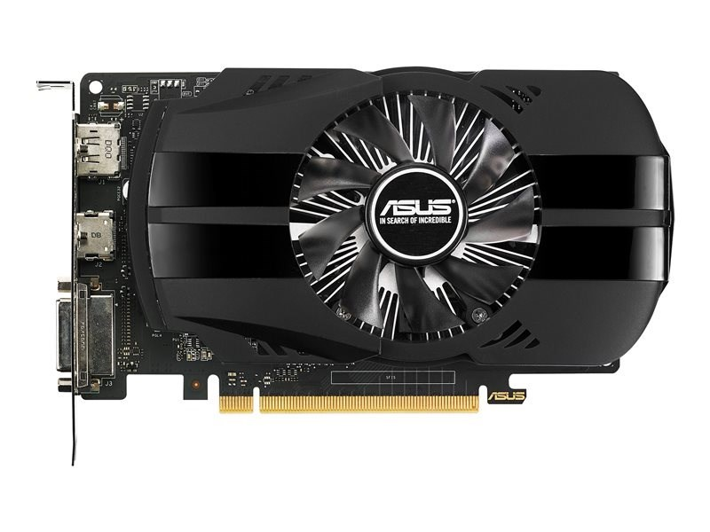 SVGA GEFORCE ASUS PHOENIX PH-GTX 1050-2G 2GB GDDR5