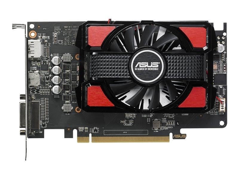 SVGA AMD ASUS RX550-4G GDDR5