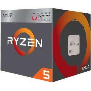 MICRO AMD AM4 RYZEN 5 2400G 3.9 GHZ