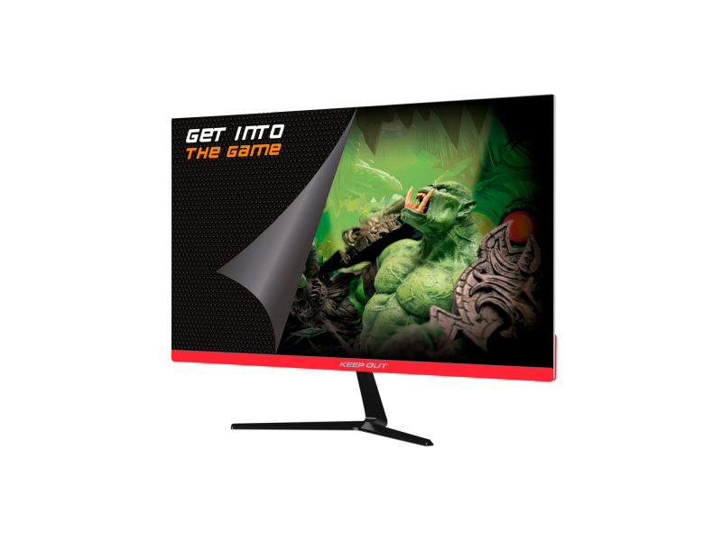 """MONITOR GAMING 23.8"""" KEEP OUT XGM24 IPS FHD HDMI-D"""