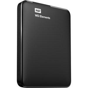 """DISCO DURO EXTERNO 2.5"""" 1TB WESTERN DIGITAL ELEM USB 3.0"""