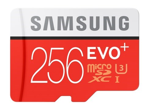 MEMORIA MICRO SD 256GB SAMSUNG CLASE 10 +ADAPTA