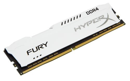 MEMORIA FURY HYPERX DDR4 8GB 2666MHZ CL16