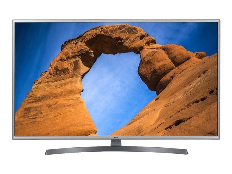 """TELEVISION 43"""" LG 43LK6100PLB FHD HDR SMART THINQ TDT2 USB"""