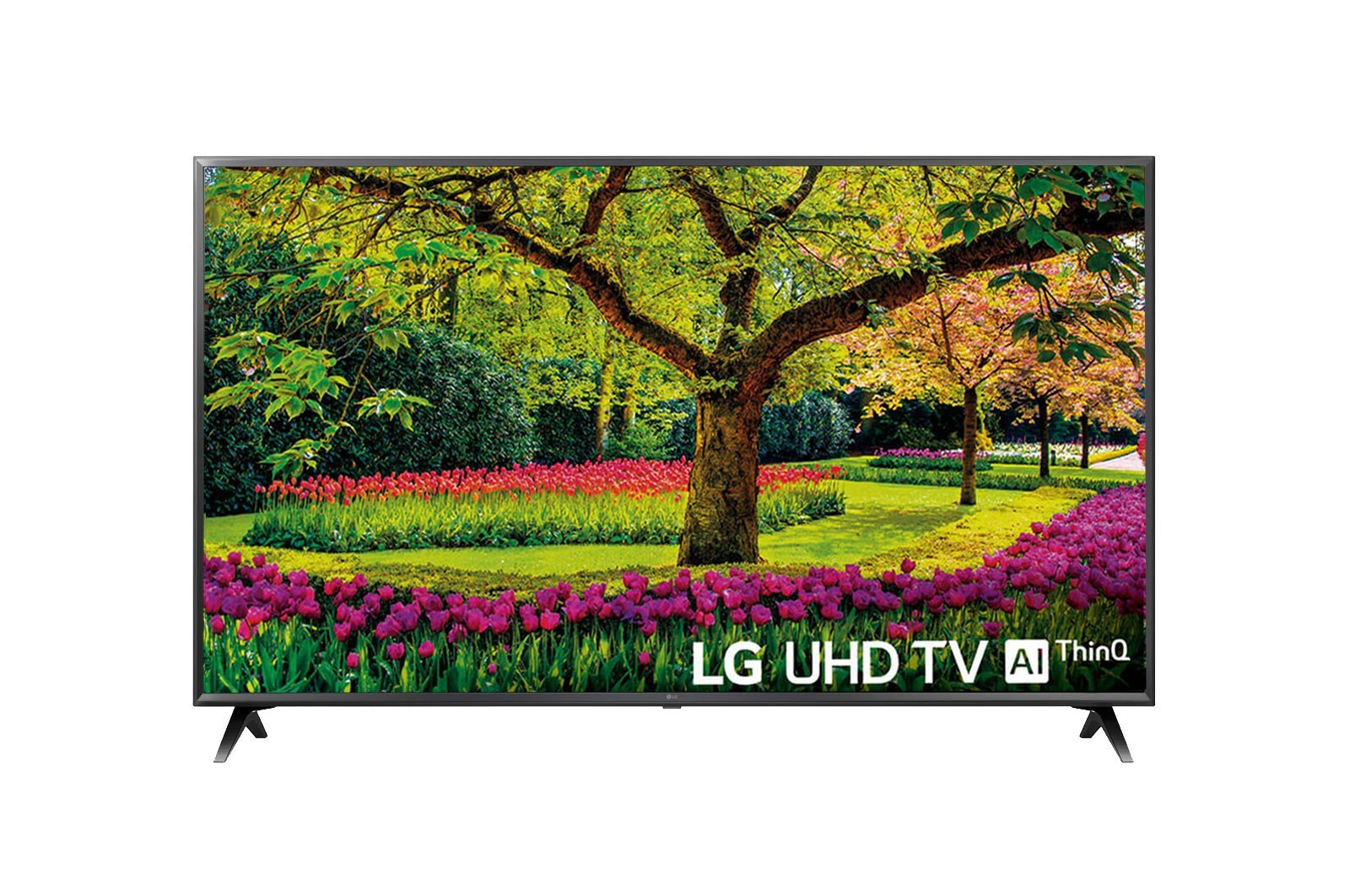 "TELEVISION 43"" LG 43UK6300PLB 4K HDR SMART THINQ TDT2 USB"