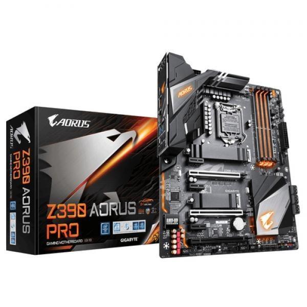 PLACA BASE 1151 GIGABYTE Z390 AORUS PRO ATX -DDR4-HDMI-U