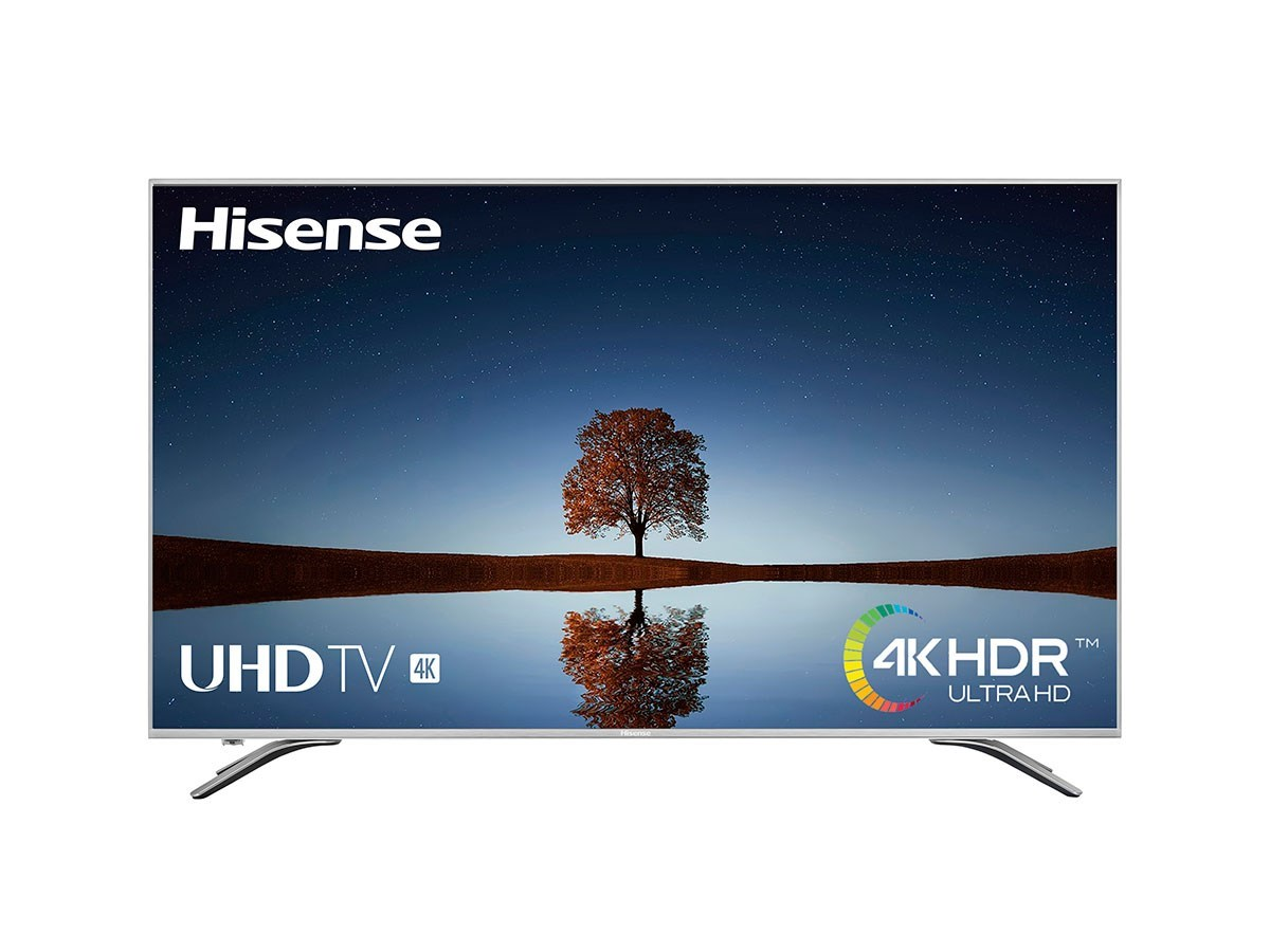 "TELEVISION 50"" HISENSE 50A6500 4K SMART"