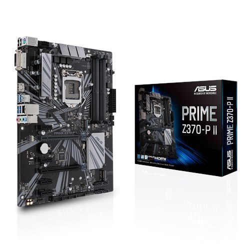 PLACA BASE 1151 ASUS PRIME Z370-P II ATX-DDR4