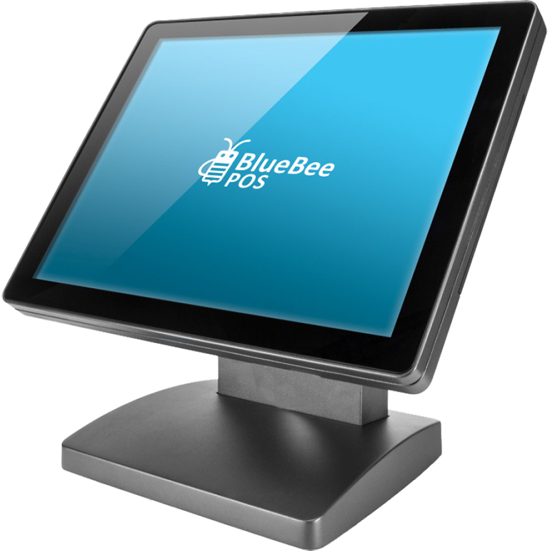 "TPV TACTIL 15"" BLUEBEE J1900-4GB-64GB ALUM"
